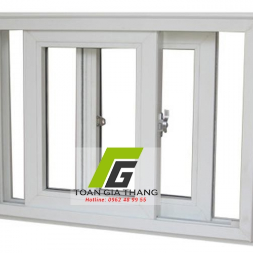 Cửa nhôm việt pháp hệ 4400 cửa sổ mở trượt