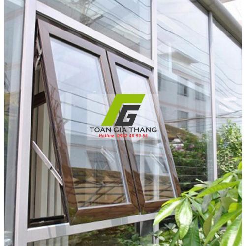 Cửa nhôm Xingfa hệ 55 cửa sổ mở hất