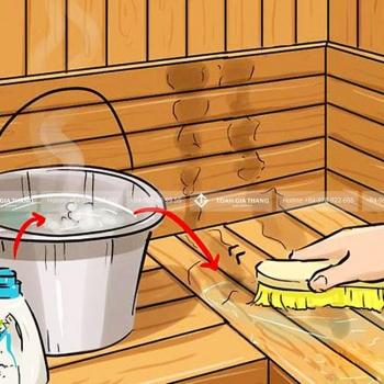 Cách sử dụng phòng xông hơi khô an toàn khoa học