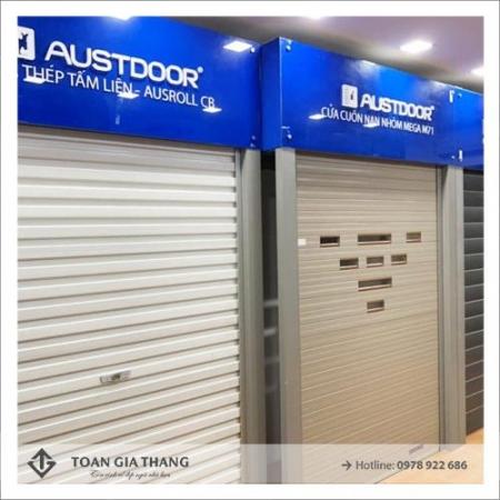 Cửa cuốn Austdoor