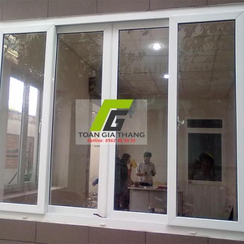 Cửa nhôm Xingfa hệ 55 cửa sổ mở trượt
