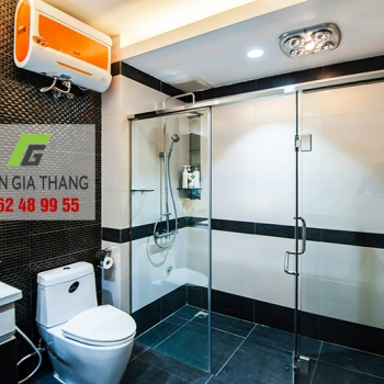 Chuyên vách kính phòng tắm