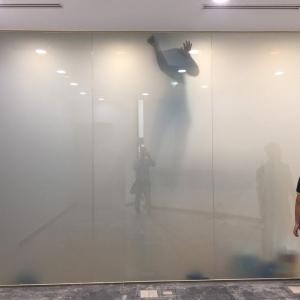 Công trình kính điện khu văn phòng Splendora - An Khanh JVC