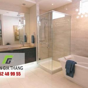 Vách kính phòng tắm báo giá